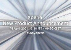 Sony já marcou dia para a apresentação dos seus novos smartphones