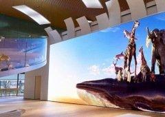 Sony mostra ecrã gigante 16K 'maior que um autocarro'