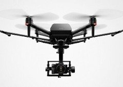 Sony mostra filmagens deslumbrantes do seu drone Airpeak