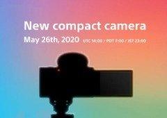 Sony trará a câmara que há muitos anos desejamos! (Perfeita para Vlogs)