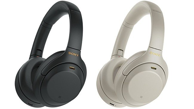 Auscultadores Sony WH1000XM4