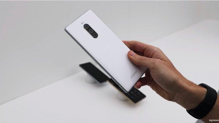 Sony Xperia 1: Primeiro olhar ao topo de gama da Sony (vídeo)