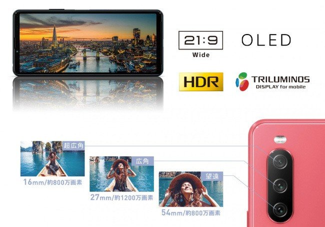 Sony Xperia 10 III Lite