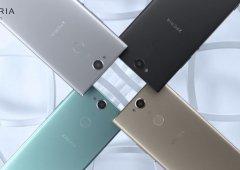 Sony lançará em breve o seu próximo Android, o Sony Xperia XA3