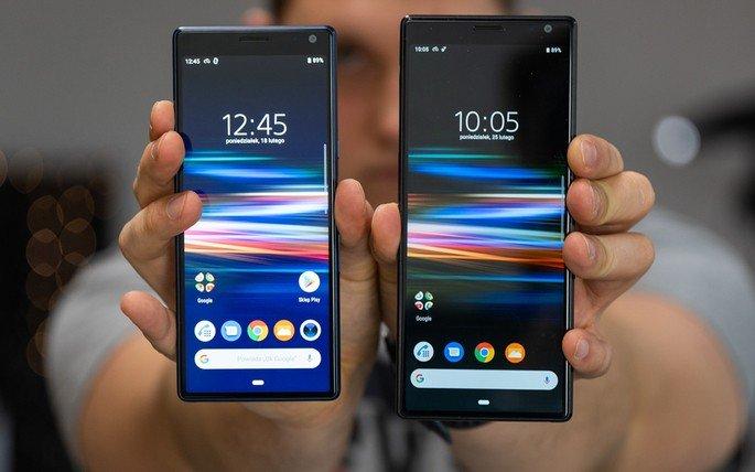 Sony smartphones recordes vendas negativos