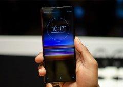 Sony Xperia 1 é o primeiro topo de gama com ecrã OLED 4K