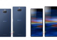 Sony Xperia 10 e Xperia 10 Plus têm todas as especificações reveladas