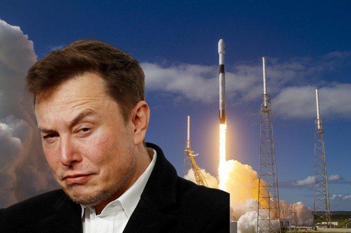 Space X Nasa lançamento Elon Musk