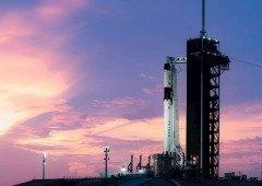 Space X prepara mais um momento histórico em parceria com a NASA