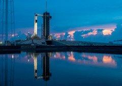 SpaceX: vê aqui o lançamento do foguetão com astronautas em direto! Dia histórico para Elon Musk