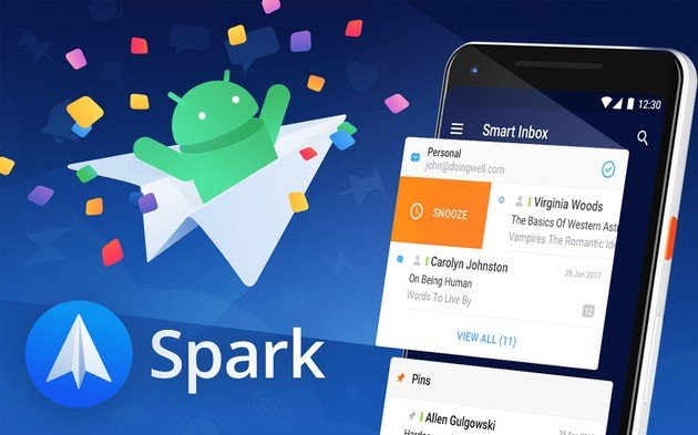 Spark Android Inbox