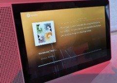 Spotify ganha nova funcionalidade nos Smart Displays com a nova atualização
