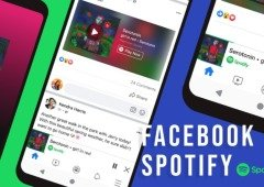 Spotify invadirá o feed do Facebook com miniplayer para música e podcasts