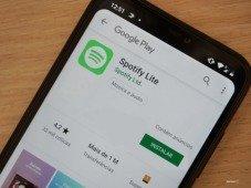 Spotify Lite já está na Google Play Store mas ainda não é para todos!