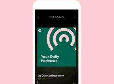 Spotify: nova playlist ajuda-te a encontrar novos podcasts todos os dias