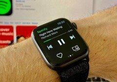 Spotify recebe funcionalidade que os utilizadores Apple Watch vão adorar