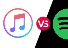 Spotify vs Apple: Tudo o que precisas saber até agora!