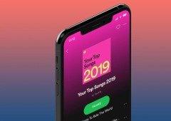 Spotify Wrapped. Descobre as tuas músicas mais ouvidas em 2019