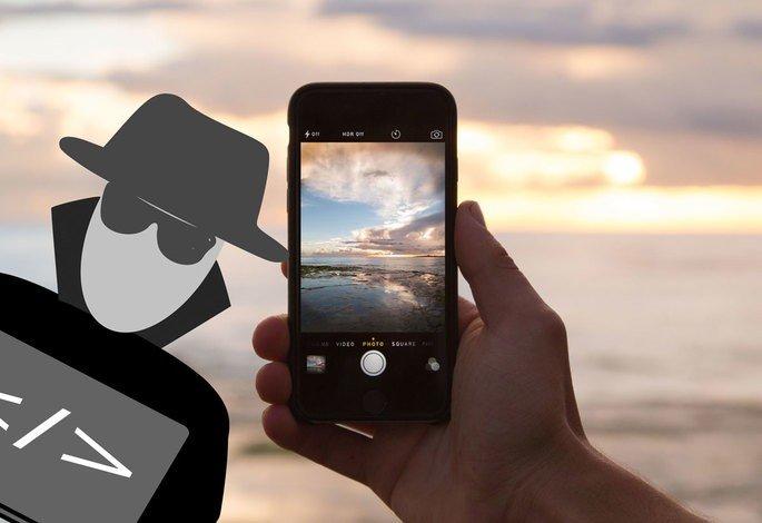 câmaras Apps espirar Android