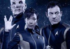 'Star Trek: Discovery': Já há datas de estreia da próxima temporada (trailer)
