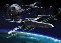 Star Wars: Disney utiliza naves X-Wing do tamanho de carros em evento (vídeo)