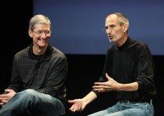 Steve Jobs criticou Tim Cook em partes não publicadas da sua biografia