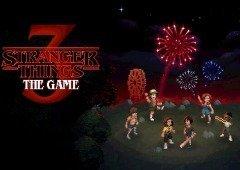 'Stranger Things 3: O Jogo' já disponível para Android e iOS