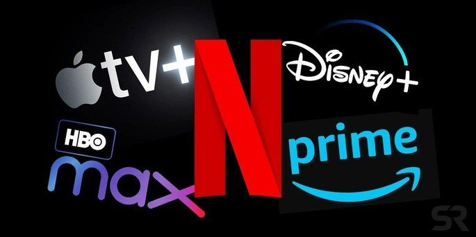 Netflix lidera serviços de streaming globalmente
