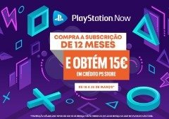 Subscreve 12 meses do PS Plus e PS Now e agarra as promoções na PS Store