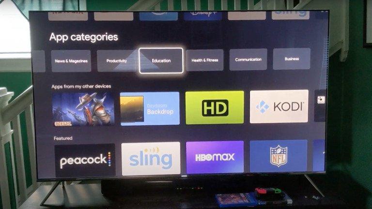 Sucessor do Android TV é apanhado em vídeo do novo Chromecast