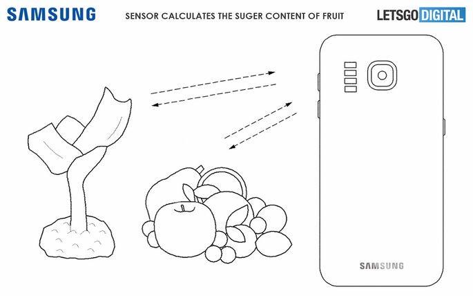 samsung galaxy s11 patente