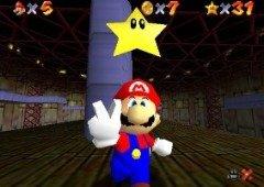 Super Mario 64 bate recorde de jogo mais valioso de sempre