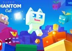 Super Phantom Cat 2 estará brevemente disponível para iOS na App Store