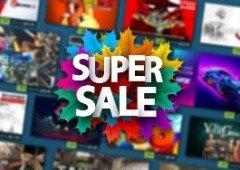 Super promoções de jogos. Vê estas 33 ofertas para um fim de semana perfeito! (PC)