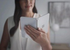 Surface Duo: dobrável da Microsoft irá chegar em 2020 mas sem 5G