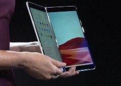 Surface Neo é o novo tablet da Microsoft com dois ecrãs