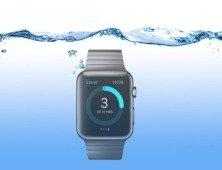 Surfista e Apple Watch reunidos após 6 meses