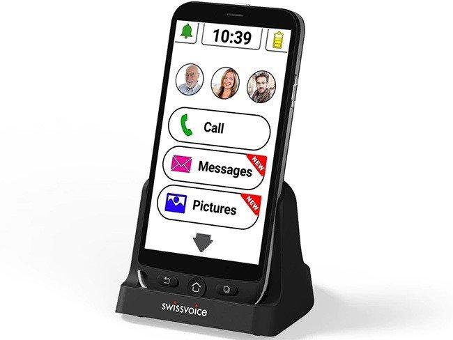 Telefone portátil Swissvoice G50