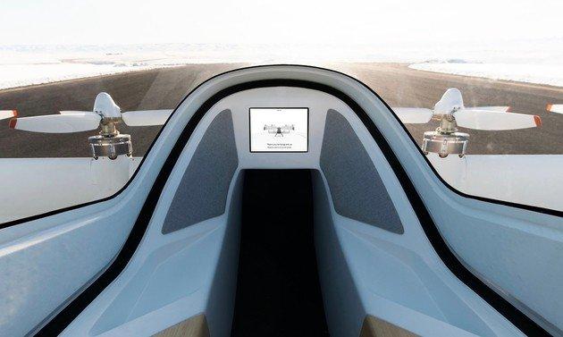 Taxi voador Airbus