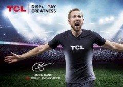 TCL fecha parceria promocional com jogador de futebol!
