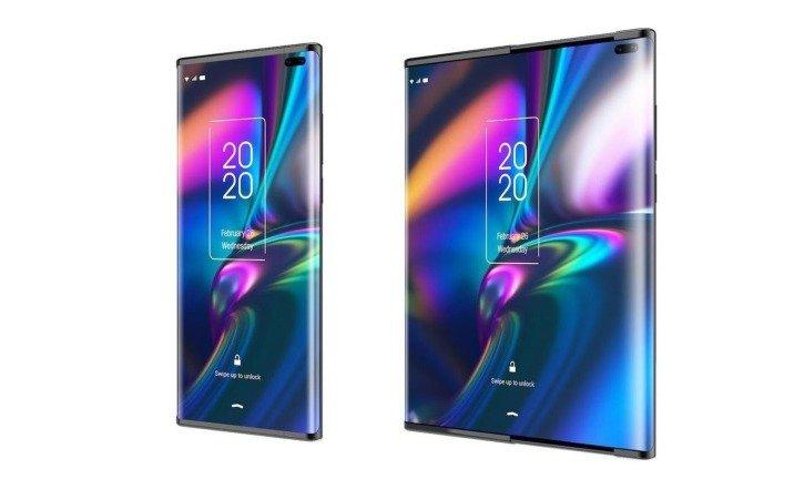 TCL iria mostrar um smartphone com ecrã expansível na MWC. Conhece o conceito