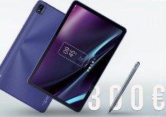 TCL surpreende com bons tablets até 300 e nova tecnologia de ecrã