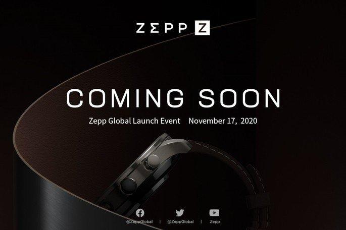Amazfit Zepp Z