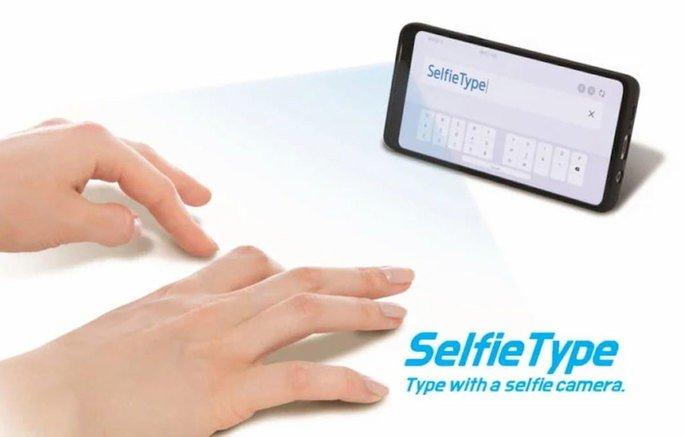 Teclado Samsung