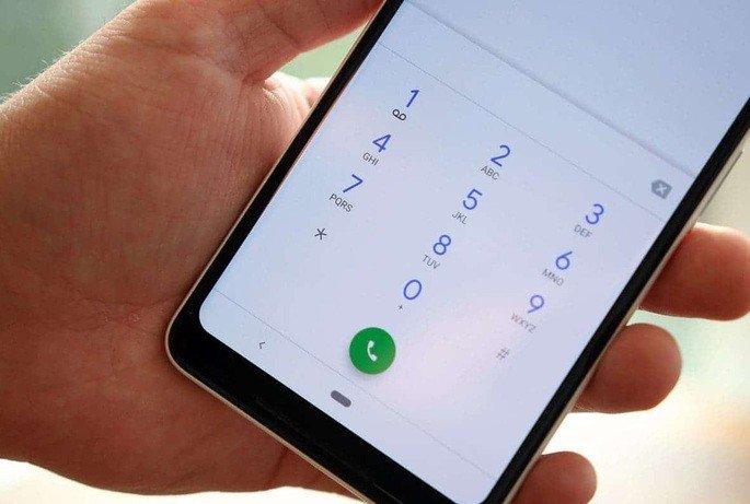 Telefone Google