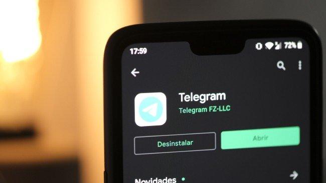 Telegram Google Play Store