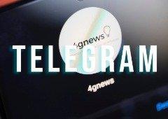 Telegram: acompanha as notícias através do canal 4gnews