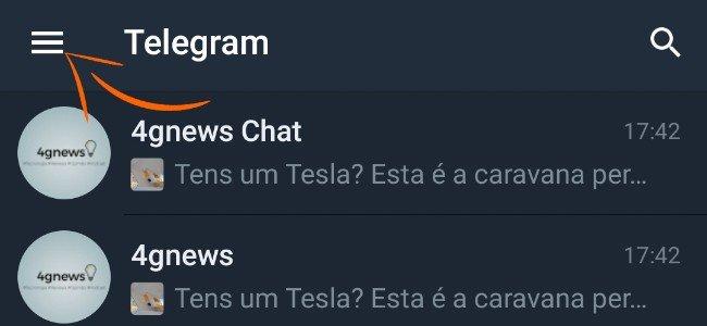 Telegram 4gnews