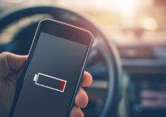 Conhece os 10 telemóveis com maior autonomia da bateria