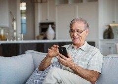 Os 8 melhores telemóveis para idosos em 2019